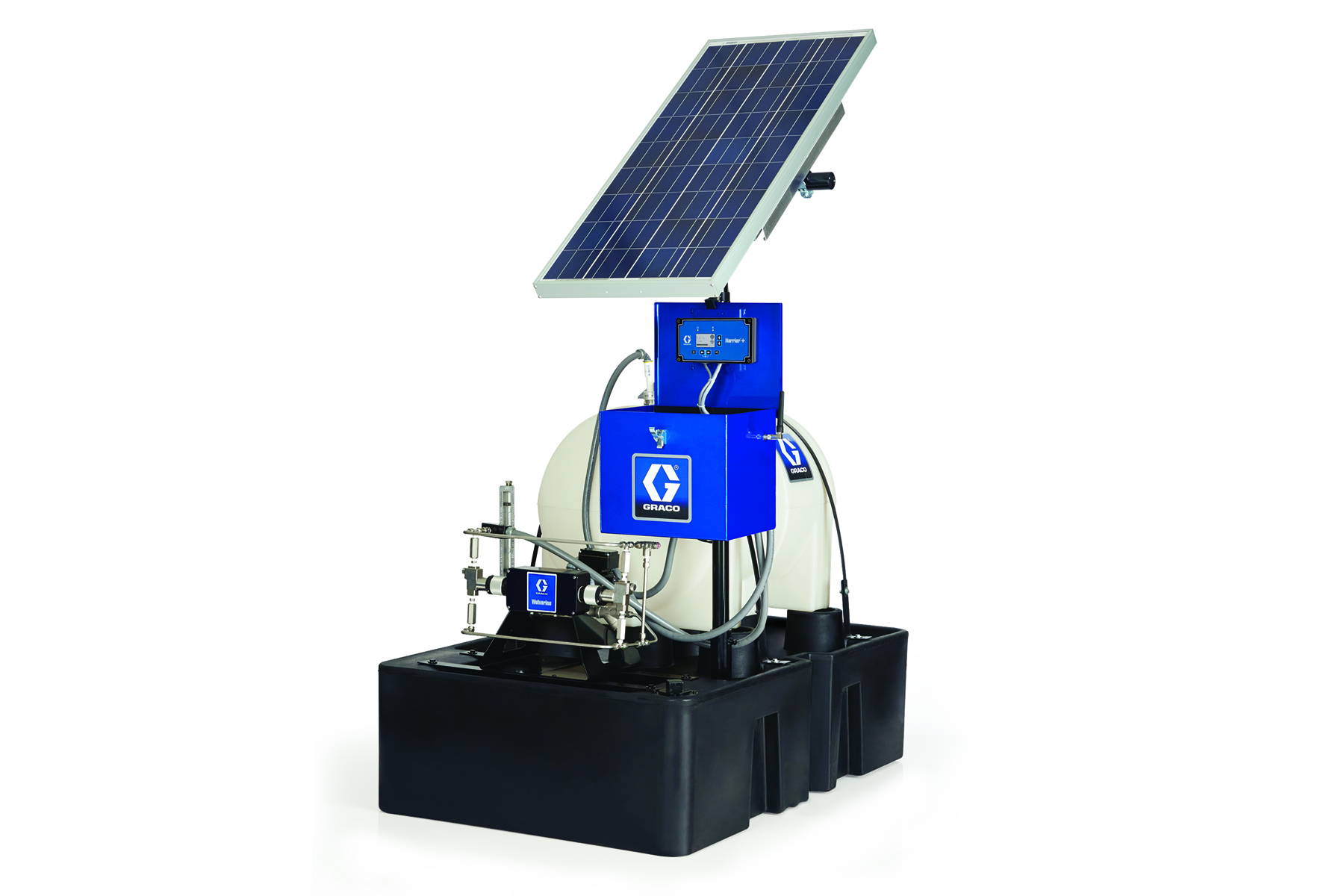 Solar Chemical Pump Systems