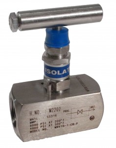 Female/Female hand valve