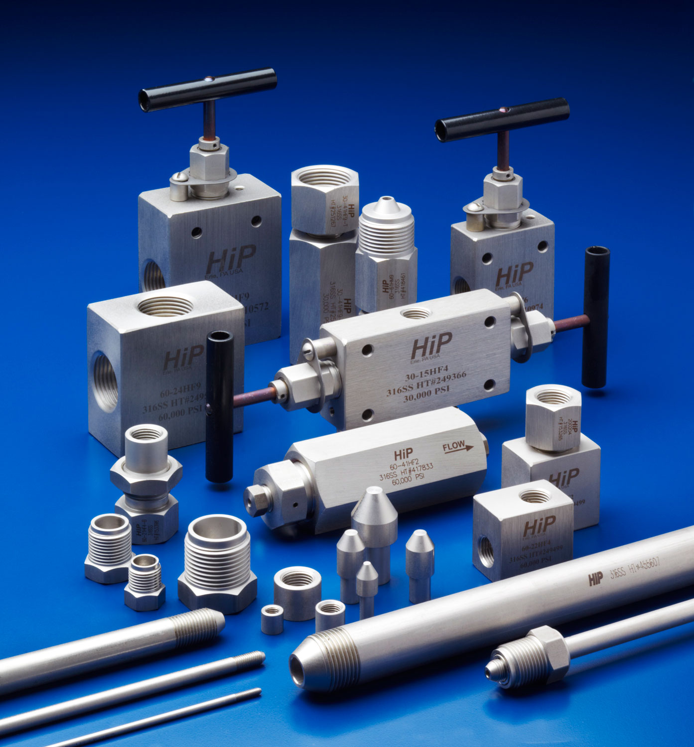 high pressure valves and accessories